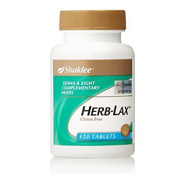 Herb lax Shaklee Malaysia | Geng Detox