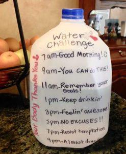 Berapa Banyak Air Yang Sepatut Kita Minum Setiap Hari?